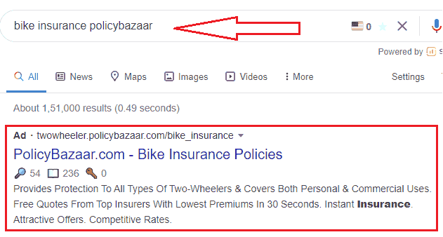Bike Insurance Policy Online