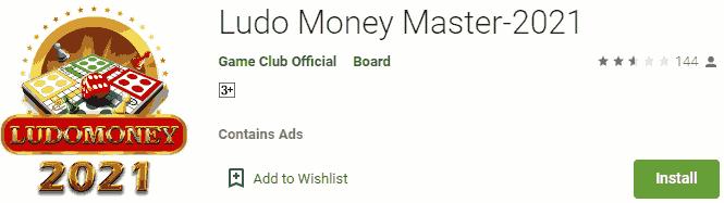 Ludo Money Master